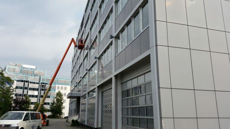Fassadenreinigung München - Saubermann GmbH
