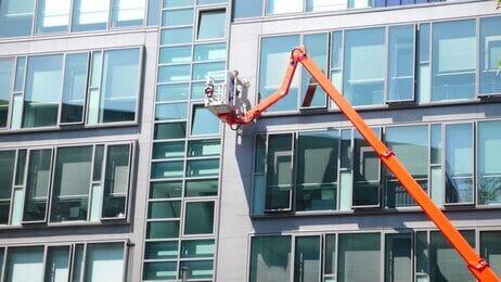 Entfernung von Glaskratzern München - Saubermann GmbH